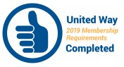 2014 United Way Membership Requirements Completed